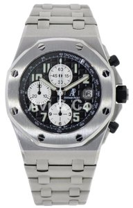 Audemars Piguet Audemars Piguet Royal Oak Offshore Chronograph Steel Bracelet Watch 26170ST.OO.D101CR.02