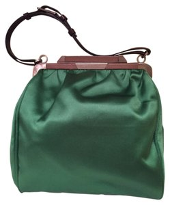 Marni Green Clutch
