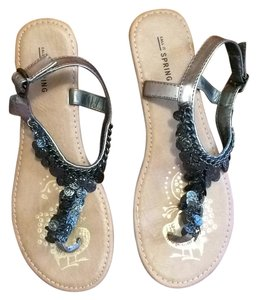 Call It Spring Gray Sandals