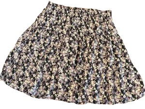 Express Mini Skirt multi-colored