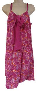 Tory Burch short dress purple Summer Fun on Tradesy
