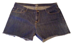Old Navy Cut Off Shorts Denim
