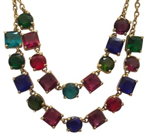 Kate Spade Kaleidoscope Double Strand Necklace