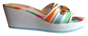 Coach Hampton's Wedge Sandal Watercolor Sandals