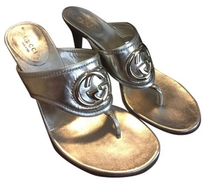 Gucci Horsebit Maxime Louis Vuitton Platino Sandals