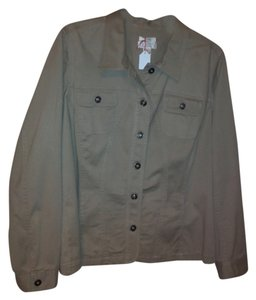 Christopher & Banks beige Jacket