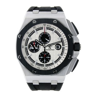 Audemars Piguet Audemars Piguet Royal Oak Offshore Stainless Steel Chronograph Watch