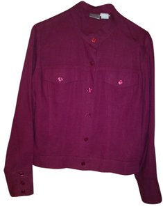 Spiegel Cranberry Jacket