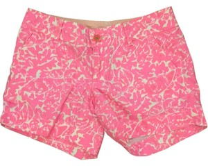 Lilly Pulitzer Mini/Short Shorts Cosmo Pink Party Favors