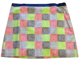 Vineyard Vines Mini Skirt Multi