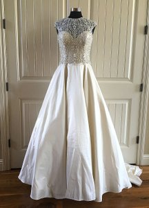 Allure Bridals Madison James Mj02 Wedding Dress