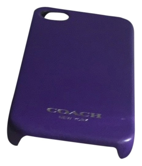 Preload https://img-static.tradesy.com/item/1492159/coach-purple-iphone-4-leather-case-tech-accessory-0-0-540-540.jpg