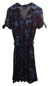 INC International Concepts short dress blue on Tradesy