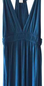 Blue Maxi Dress by Necessary Objects