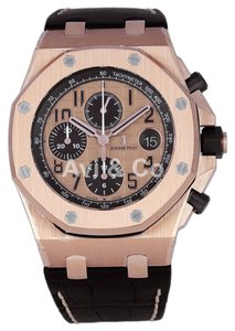 Audemars Piguet Audemars Piguet Royal Oak Offshore Rose Gold Chronograph Watch 26470OR.OO.A002CR.01