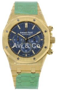 Audemars Piguet Audemars Piguet Royal Oak 39 Yellow Gold Chronograph Watch