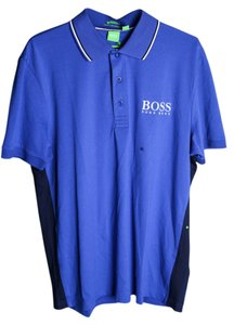 Hugo Boss Lpolo T Shirt Blue