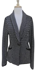 Anthropologie Textured Cardigan black Blazer