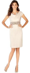 Banana Republic short dress Ivory on Tradesy
