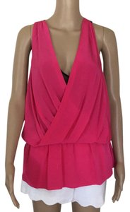 Madison Marcus Silk Top Pink
