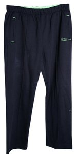 Hugo Boss HUGO BOSS Black 'horatech' | Stretch Drawstring Track By Boss Green Size Xxl Pants