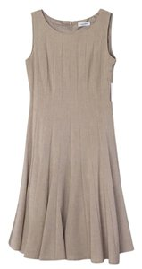 Calvin Klein short dress Sand on Tradesy