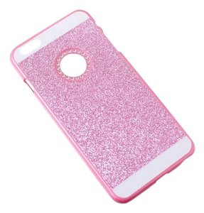 Pink Bling iPhone6 Back Cover Case Hard Case Cover for Iphone 6S Plus 5.5Inch