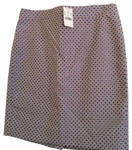 J.Crew Skirt Taupe, blue
