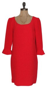 Ann Taylor Shift Textured Dress