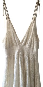 Arden B. short dress Cream/white on Tradesy