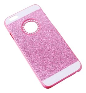 Pink Bling iPhone6 Back Cover Case Hard Case Cover for Iphone 6 4.7Inch