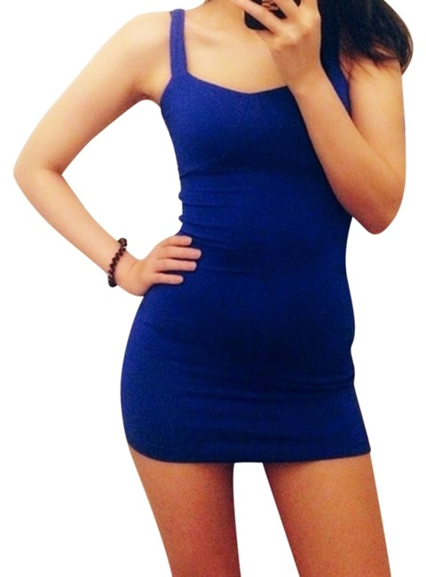 Preload https://img-static.tradesy.com/item/1492449/blue-clubbing-above-knee-night-out-dress-size-4-s-0-0-650-650.jpg
