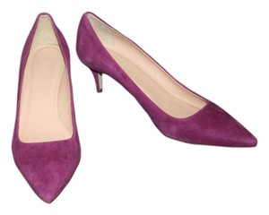 J.Crew Berry Pumps