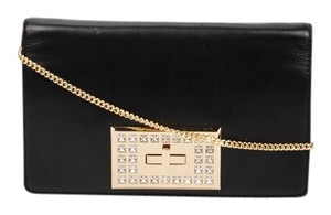 Michael Kors Studded Crystal Shoulder Bag