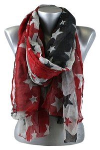 Other American Flag Star Scarf
