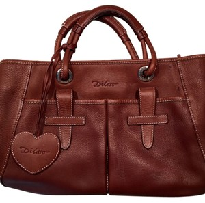DiCaro Tote in Brown