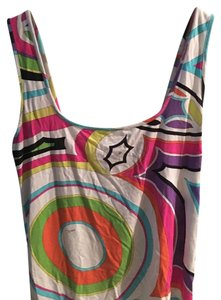 Emilio Pucci Top Multi-colored