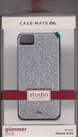 Preload https://item4.tradesy.com/images/case-mate-silver-glitter-glam-hardshell-case-cover-iphone-55s-tech-accessory-1492568-0-0.jpg?width=440&height=440