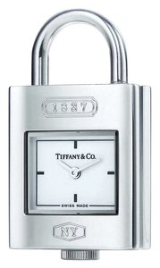 Tiffany & Co. Padlock Watch Charm