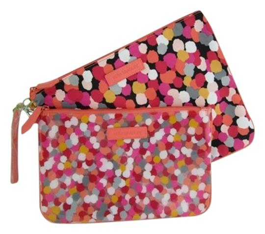 d2eec9a9953a Vera Bradley Pixie Confetti Beach Pouch Set In Duo .