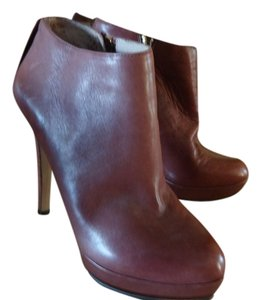 Vince Camuto Ankle Bootie Burgundy Boots