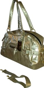 ALDO Satchel in Gold