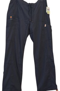 Code Happy Scrub Cargo Pant Cargo Pants Gray