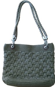 The Sak Crochet Summer Tote Casual Shoulder Bag