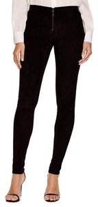 Alice + Olivia Helmut Lang J Brand Alexander Wang Iro The Row Skinny Pants Black