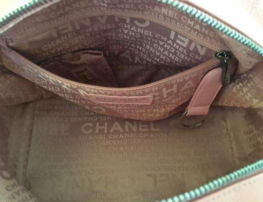 Chanel Leather Tote Satchel Clearance Shoulder Bag
