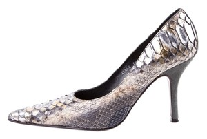 Donald J. Pliner Metallic Pumps