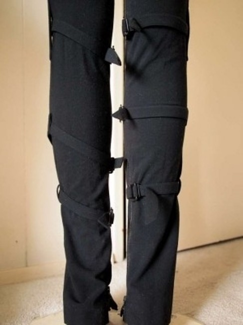 Versace Skinny Pants black