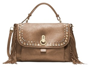 Stuart Weitzman Leather Casual Party Shoulder Bag
