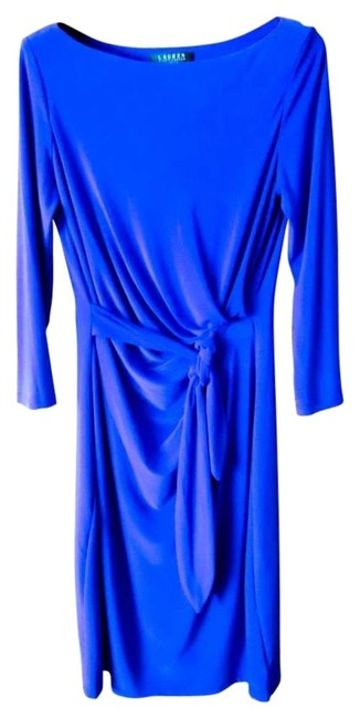 Preload https://item2.tradesy.com/images/ralph-lauren-periwinkle-knee-length-night-out-dress-size-6-s-149311-0-0.jpg?width=400&height=650